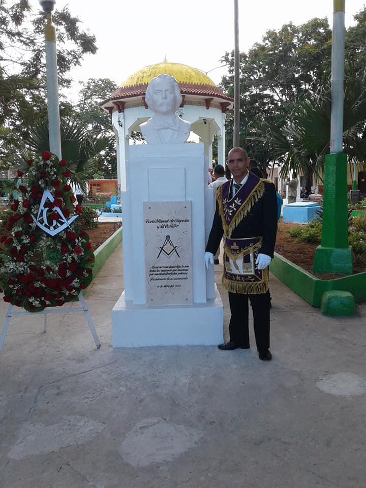 Bicentenario del natalicio de Carlos Manuel de Céspedes y del Castillo 95e0d410