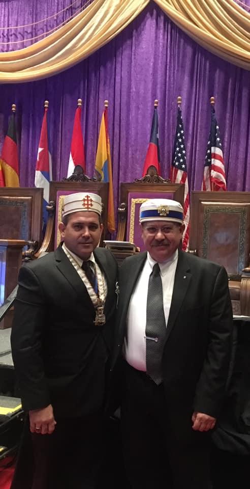 218 Reunión Bianual del Supremo Consejo del Grado 33, Jurisdicción Sur de los EE. UU. 980d7510