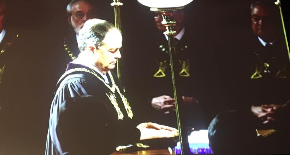 218 Reunión Bianual del Supremo Consejo del Grado 33, Jurisdicción Sur de los EE. UU. 9de17710