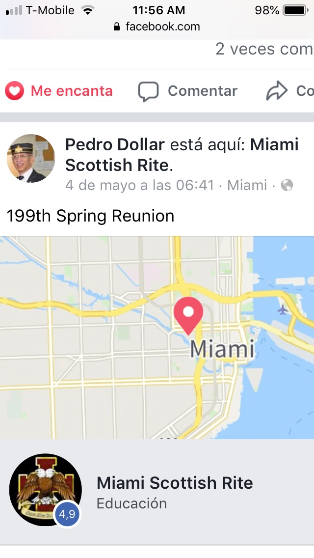 199th Spring Reunion * May 4 & 5 2019 * Day 1 A0426410