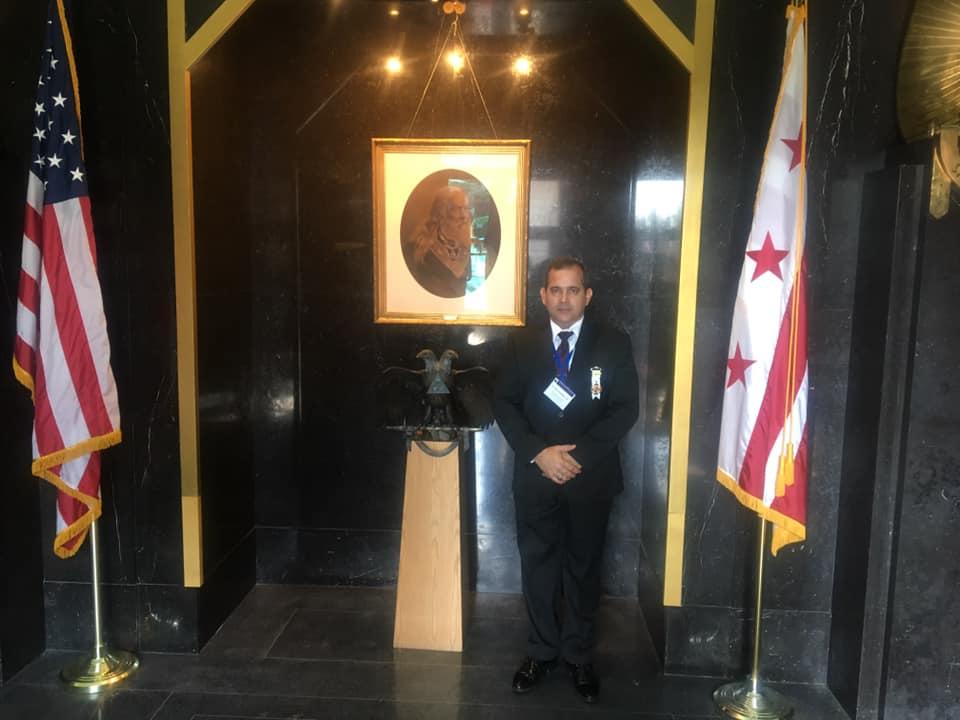 218 Reunión Bianual del Supremo Consejo del Grado 33, Jurisdicción Sur de los EE. UU. A309e910