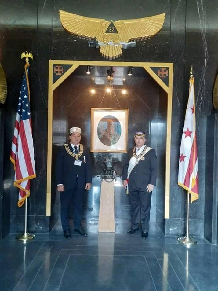 218 Reunión Bianual del Supremo Consejo del Grado 33, Jurisdicción Sur de los EE. UU. A8560510