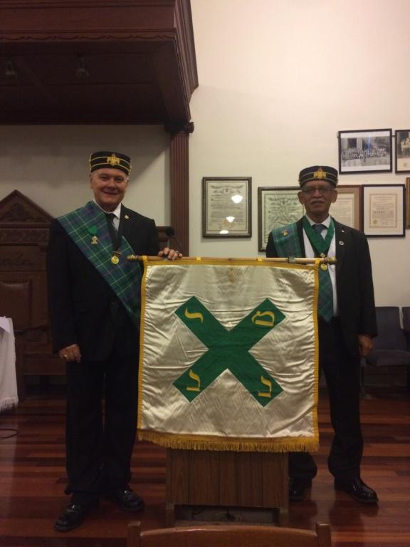 Knights of St. Andrew Valle de Miami, Oriente de la Florida Abe85310