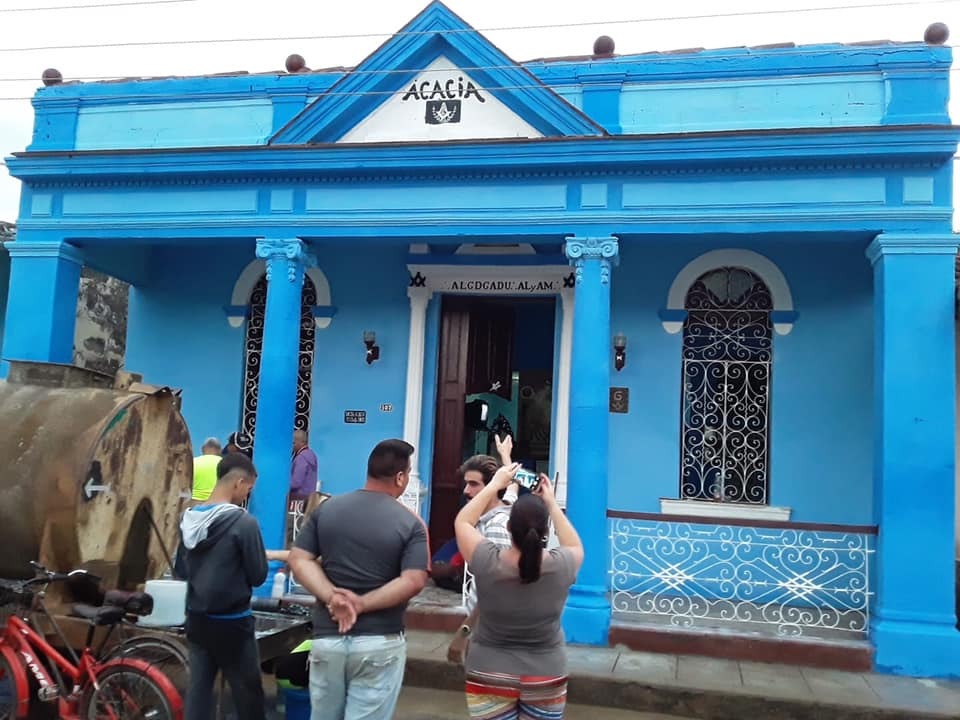 LAS LOGIAS EN CUBA Acacia10