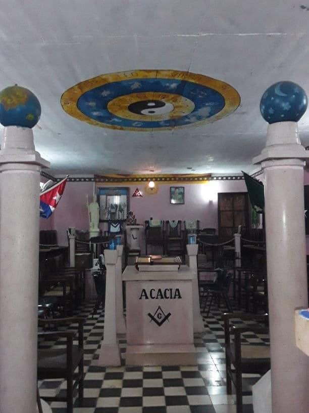 LAS LOGIAS EN CUBA Acacia11