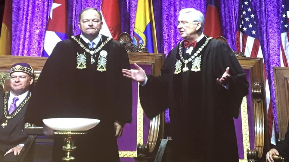218 Reunión Bianual del Supremo Consejo del Grado 33, Jurisdicción Sur de los EE. UU. B50c0b10