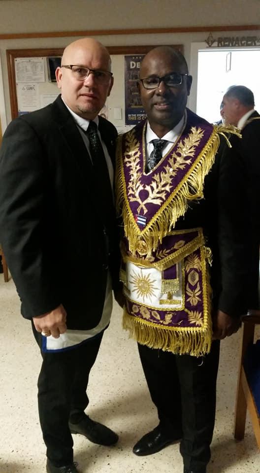 Visita del MRGM Ernesto Zamora a la Logia Renacer No. 410 B84cc510