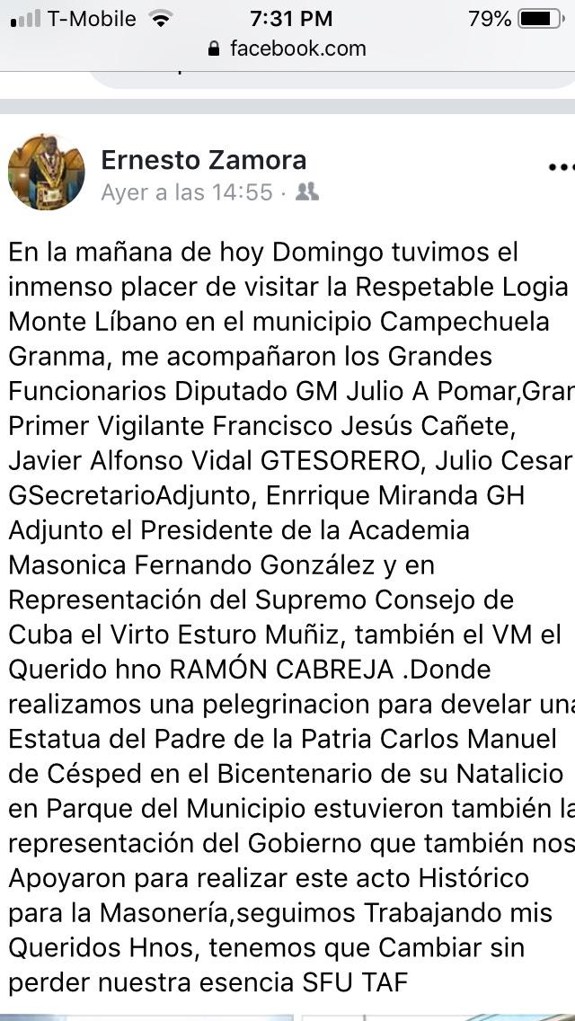 Bicentenario del natalicio de Carlos Manuel de Céspedes y del Castillo Babfb610