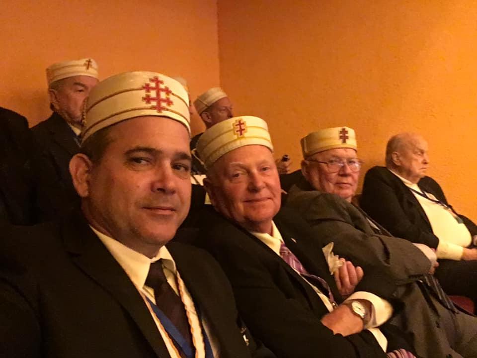 218 Reunión Bianual del Supremo Consejo del Grado 33, Jurisdicción Sur de los EE. UU. C1e0ea10