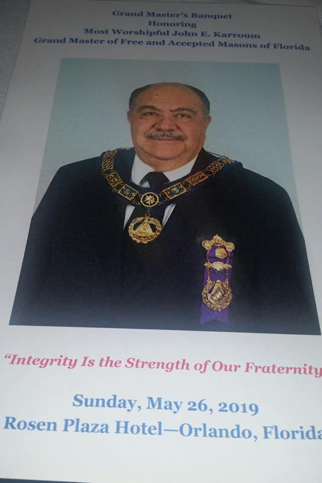 190th Grand Annual Communication* GL de la Florida C2229c10