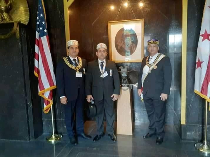 218 Reunión Bianual del Supremo Consejo del Grado 33, Jurisdicción Sur de los EE. UU. C2b9ef10