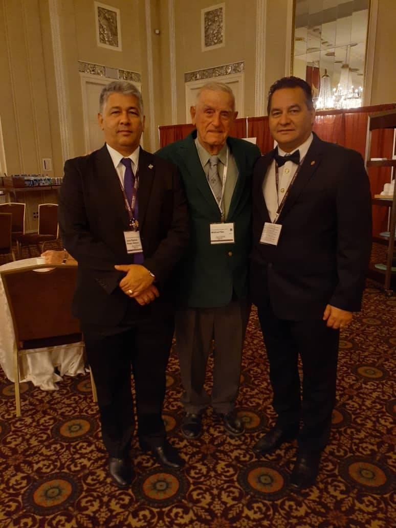 Sesión Bianual del Supremo Consejo Norte de los Estados Unidos de América C5916e10