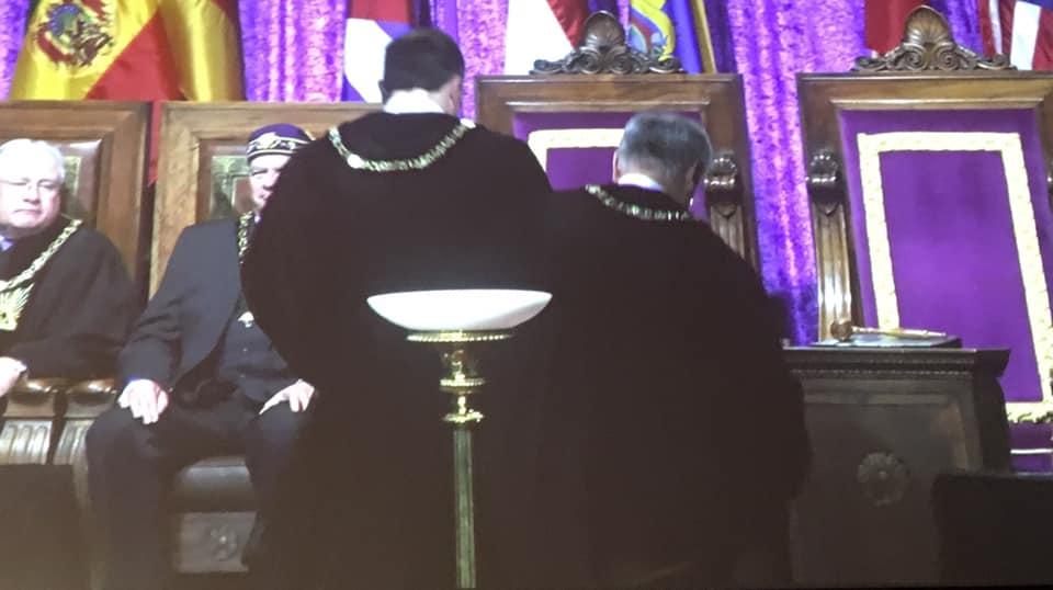 218 Reunión Bianual del Supremo Consejo del Grado 33, Jurisdicción Sur de los EE. UU. C5fc0310
