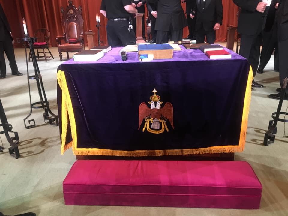 218 Reunión Bianual del Supremo Consejo del Grado 33, Jurisdicción Sur de los EE. UU. Ca47ae10