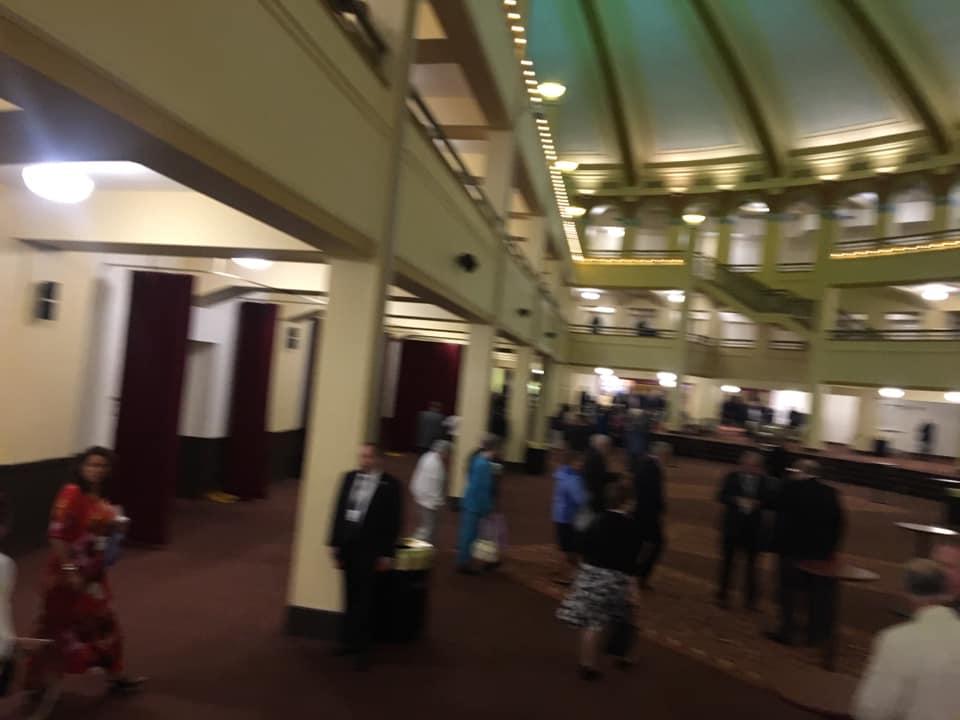Sesión Bianual del Supremo Consejo Norte de los Estados Unidos de América Cb7d6510