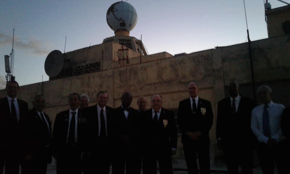 Visita del MRGM de la Florida John E. Karroum a la Gran Logia de Cuba D1284c10