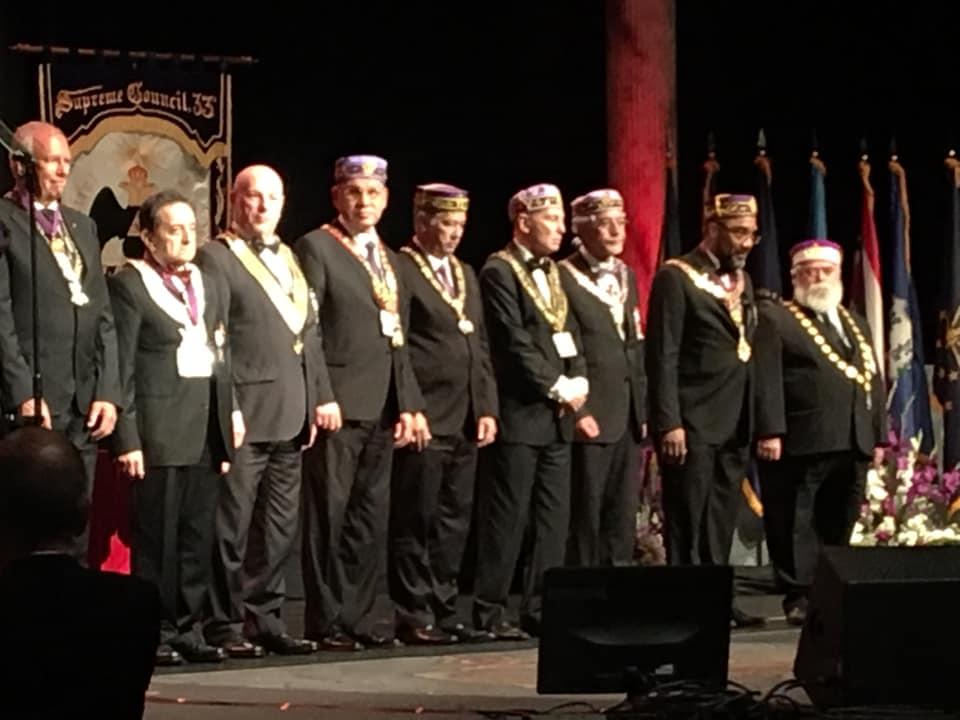 Sesión Bianual del Supremo Consejo Norte de los Estados Unidos de América Dbfe3010