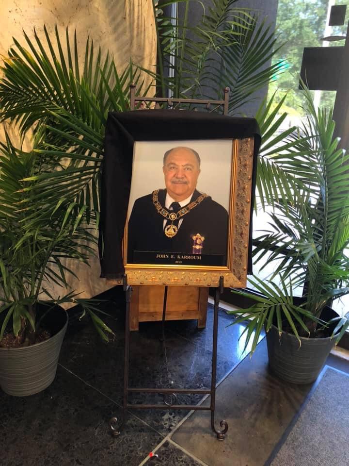 Honras funebres del MRGM de la Florida John E. Karroum F1532c10