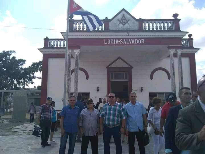LAS LOGIAS EN CUBA Salvad10