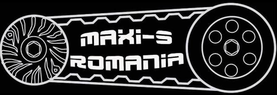 Maxi-scooters Romania
