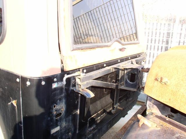restauro della cj 7 storica P1010514