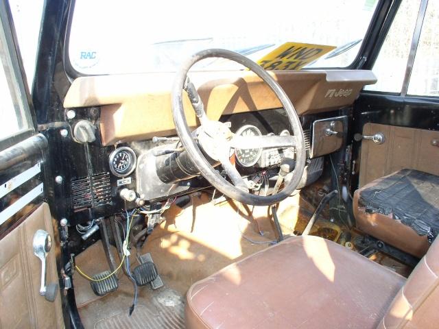 restauro della cj 7 storica P1010515