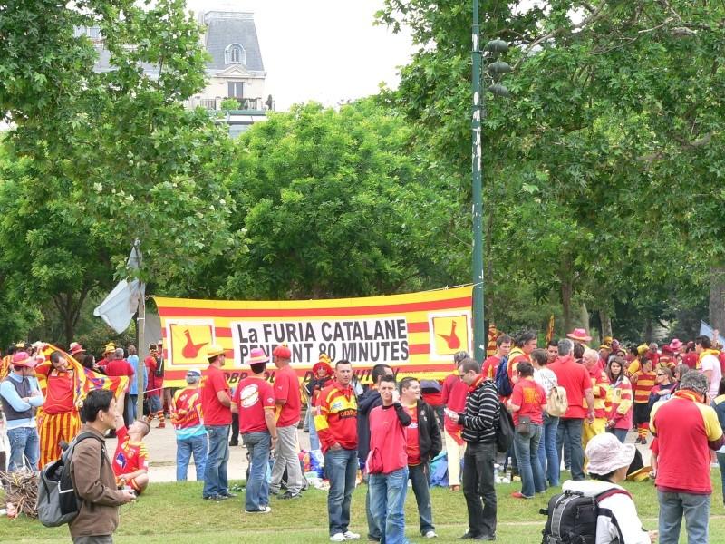 Les Catalans et le Rugby ,mieux que les apéros de facebook P1190710
