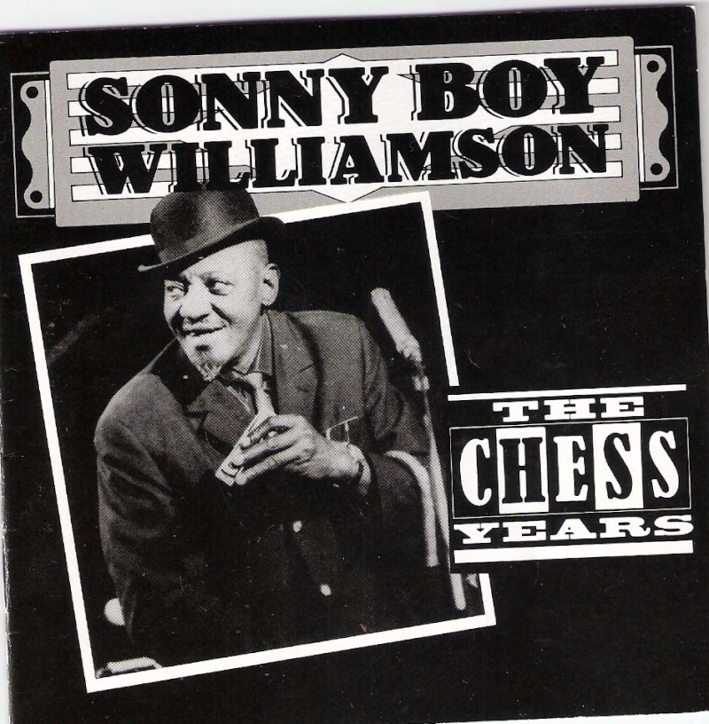 Sonny Boy Williamson II Sans_t10