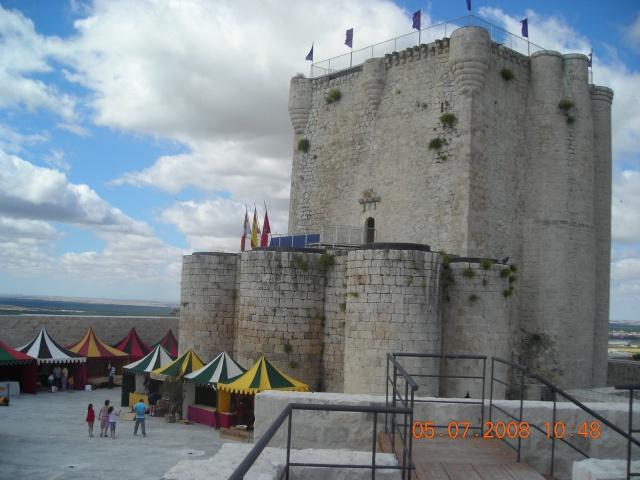 ISCAR 2010 El Maestro el aprendiz y el Asedio al Castillo. 23108710