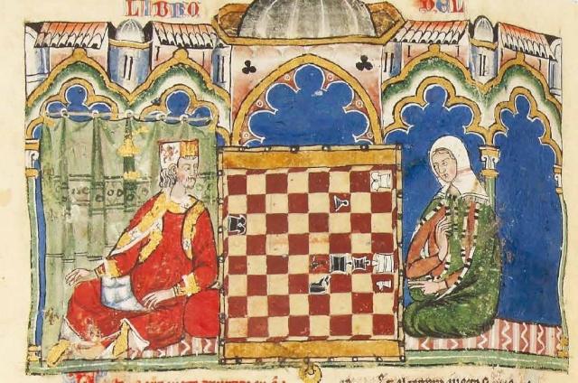 Juegos de Tablero Medievales Alfons10