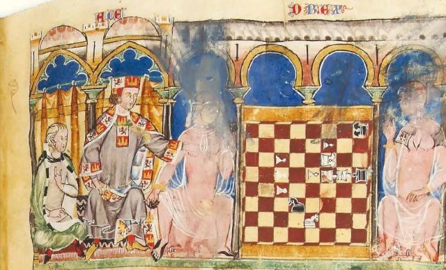 Juegos de Tablero Medievales Alfons11