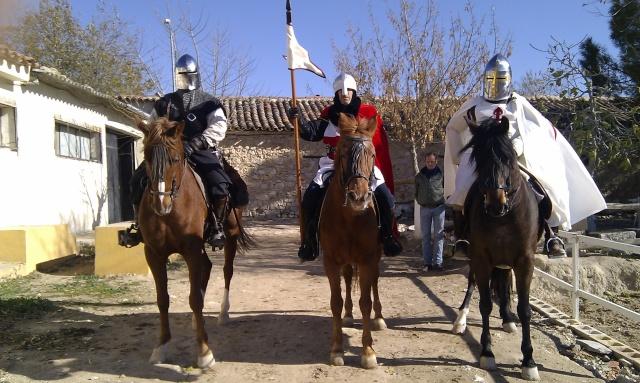 caballería en Chinchón Imag0010