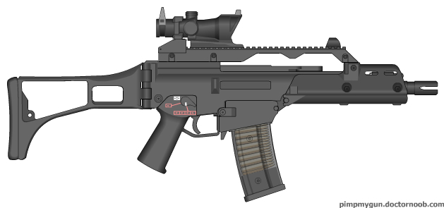 Sites pour Montage Tuning. G36_ac10