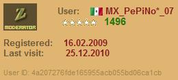 Nueva Moderación en las salas Mexicanas Pepino10