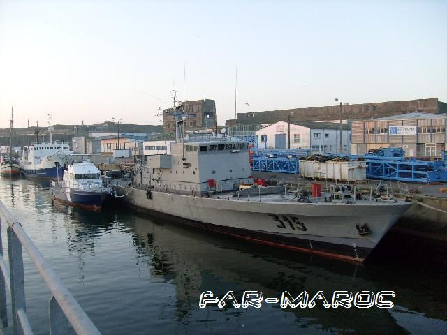Royal Moroccan Navy Patrol Boats / Patrouilleurs de la Marine Marocaine - Page 2 08021910