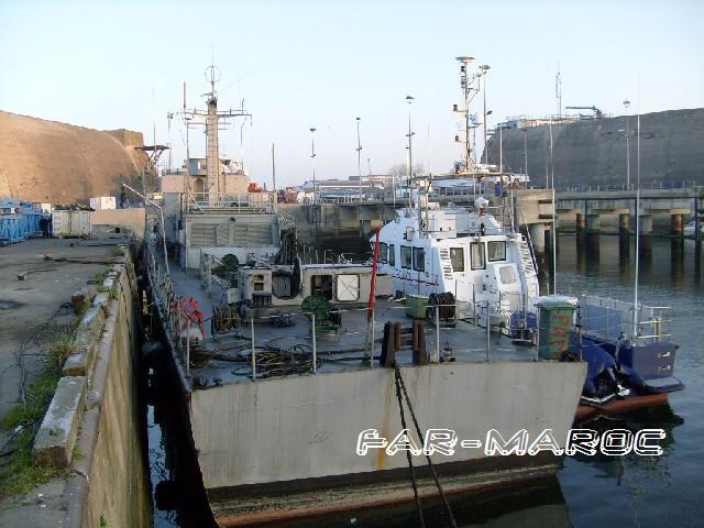 Royal Moroccan Navy Patrol Boats / Patrouilleurs de la Marine Marocaine - Page 2 08021912