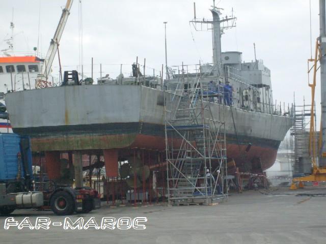 Royal Moroccan Navy Patrol Boats / Patrouilleurs de la Marine Marocaine - Page 2 08031810