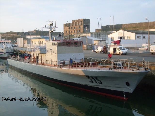 Royal Moroccan Navy Patrol Boats / Patrouilleurs de la Marine Marocaine - Page 2 09022510