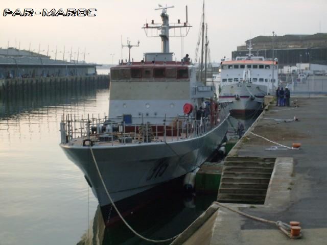 Royal Moroccan Navy Patrol Boats / Patrouilleurs de la Marine Marocaine - Page 2 09022511