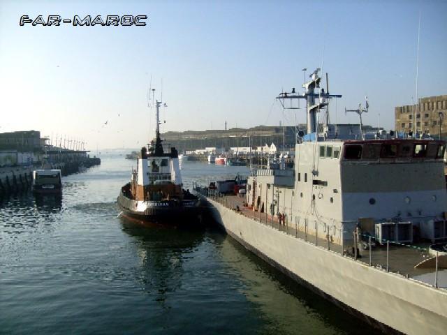 Royal Moroccan Navy Patrol Boats / Patrouilleurs de la Marine Marocaine - Page 2 09032111