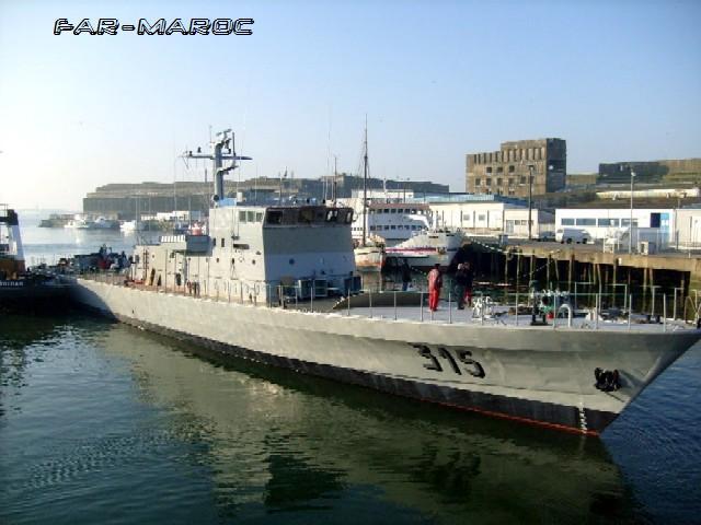 Royal Moroccan Navy Patrol Boats / Patrouilleurs de la Marine Marocaine - Page 2 09032112