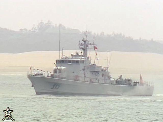 Royal Moroccan Navy Patrol Boats / Patrouilleurs de la Marine Marocaine 315elb10