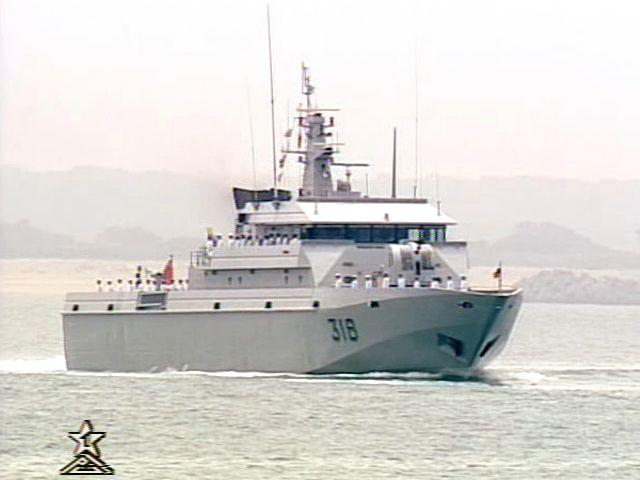 Royal Moroccan Navy Patrol Boats / Patrouilleurs de la Marine Marocaine 318rai10