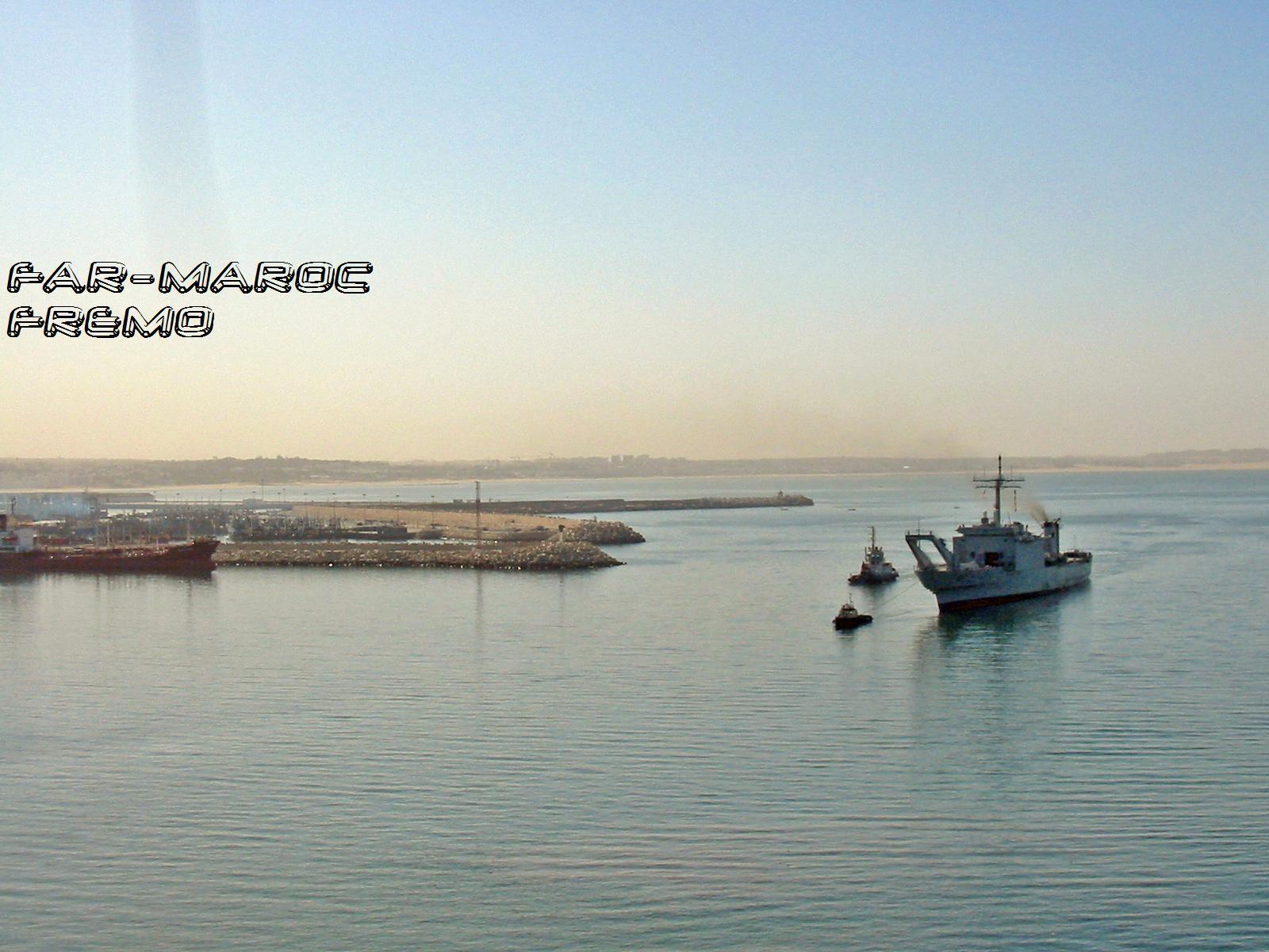 Royal Moroccan Navy Newport class / Sidi Mohammed Ben Abdellah ( 407 ) ( Inactive ) 4444410