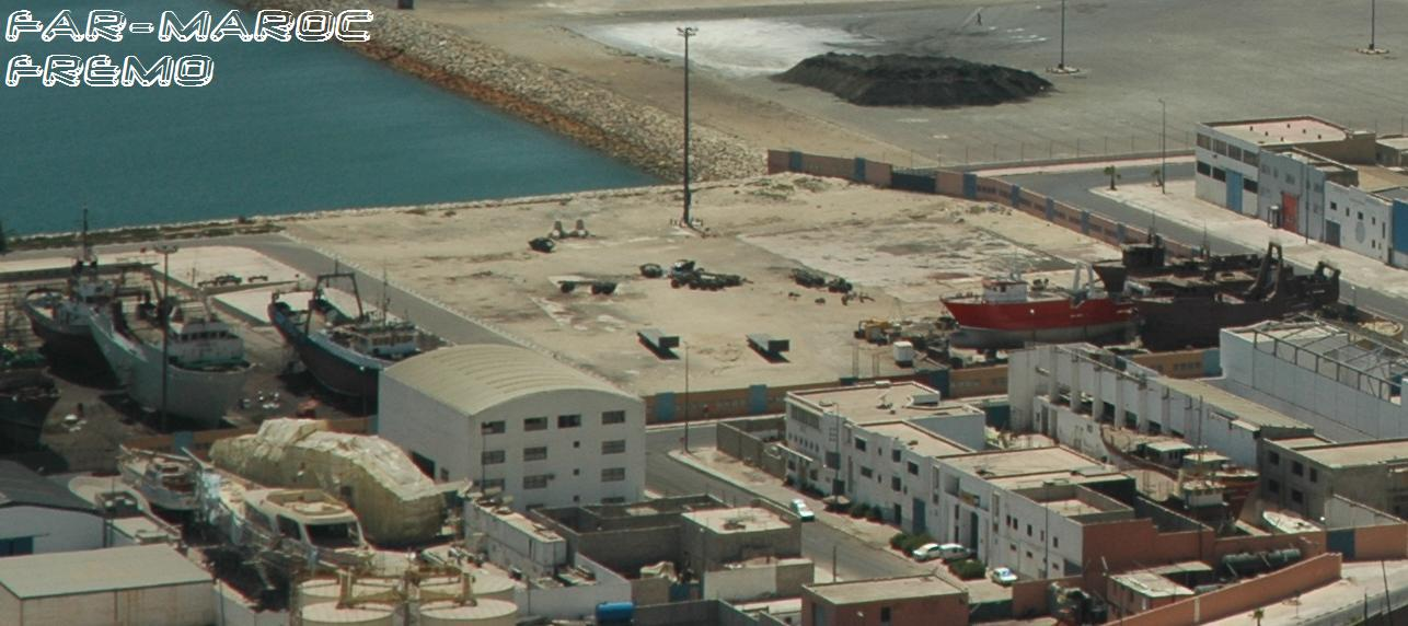 Chantier Naval Agadir Founty ( CNAF ) Chanti10