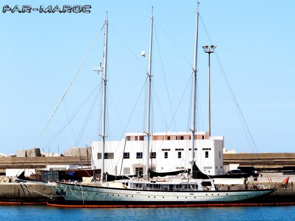 le Yacht Royale El Boughaz I Clipb126