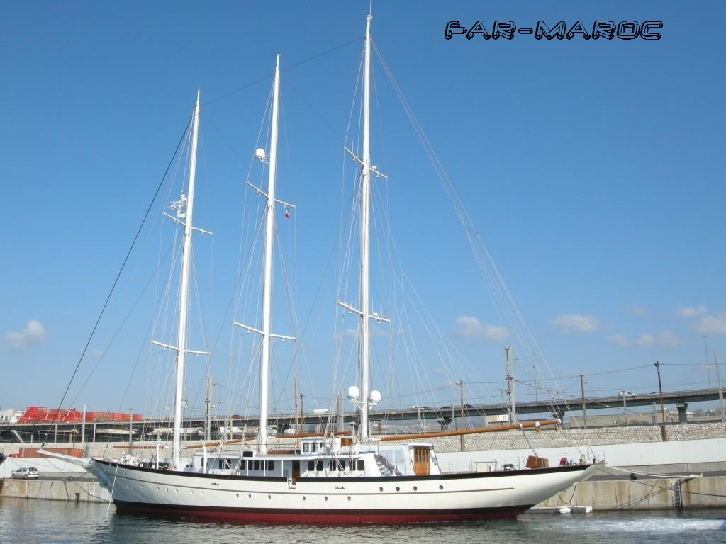 le Yacht Royale El Boughaz I Clipb127