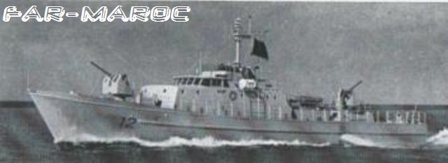 Batiments et navires ayant servie au sein de la MRM - Page 2 El_bac10