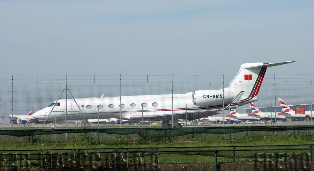 Les avions VIP, ECM et missions spéciales - Page 2 Fremo115