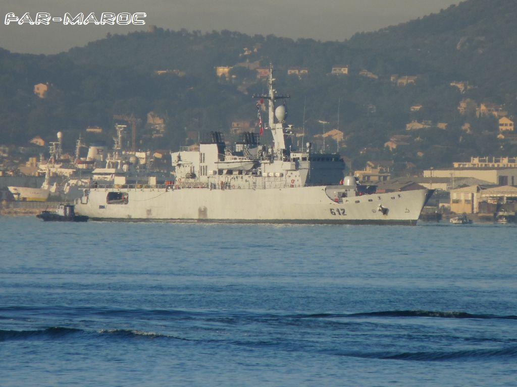 Royal Moroccan Navy Floréal Frigates / Frégates Floréal Marocaines P1060210